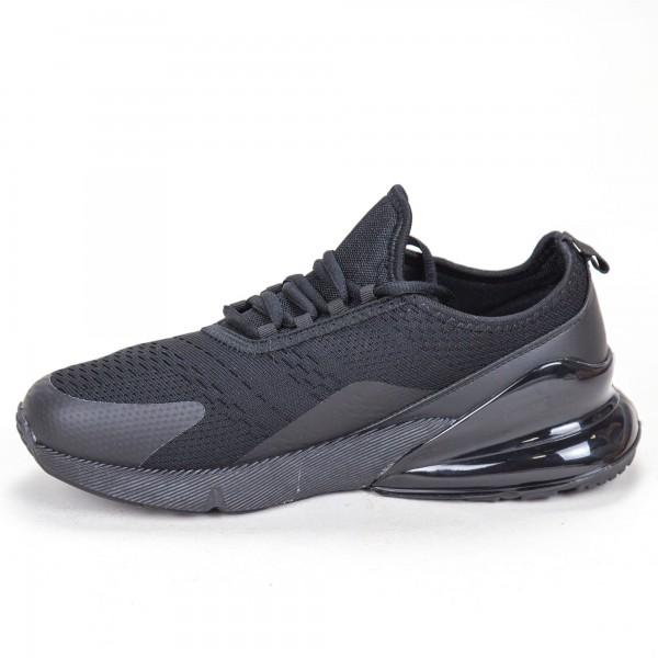 Pantofi Sport Barbati GB72A Black Mei