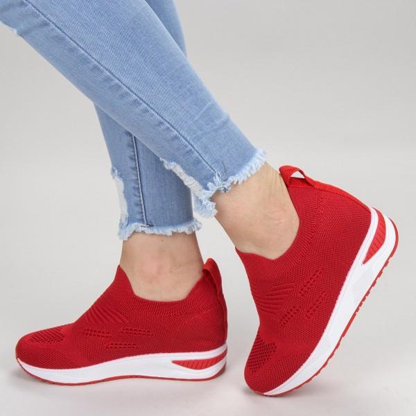 Pantofi Sport Dama KDN5 Red Mei