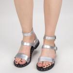 Sandale Dama QZL232 Silver Mei