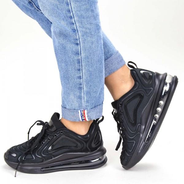 Pantofi Sport Dama YKQ135 Black Mei