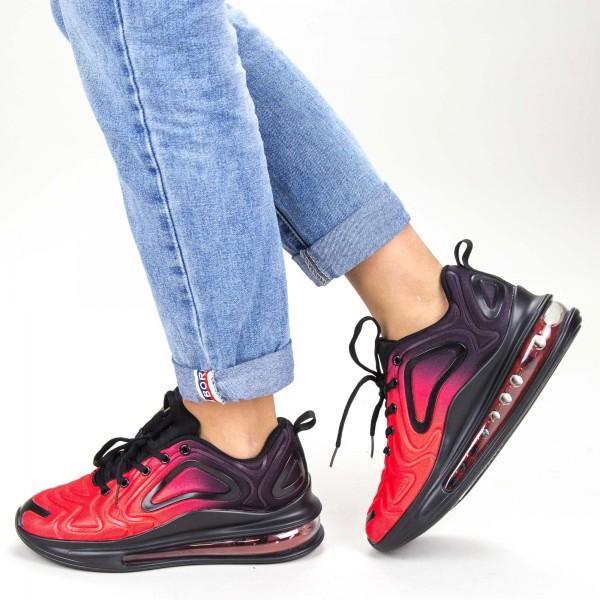 Pantofi Sport Dama YKQ135 Red Mei