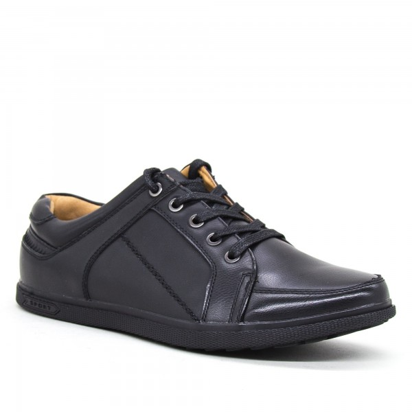 Pantofi Barbati 6A33-1 Black Clowse