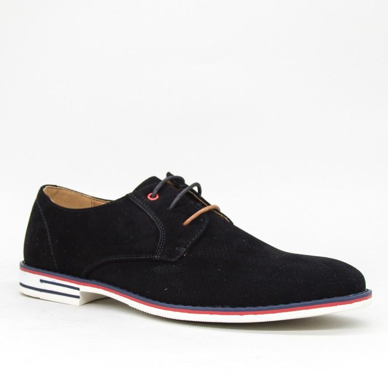 Pantofi Barbati 1G618 Black Clowse