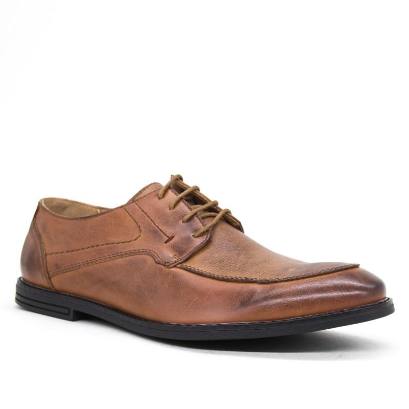 Pantofi Barbati 5G678 Camel Clowse