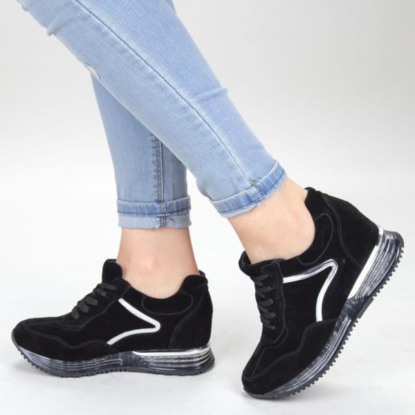 Pantofi Sport Dama SZ213 Black Mei
