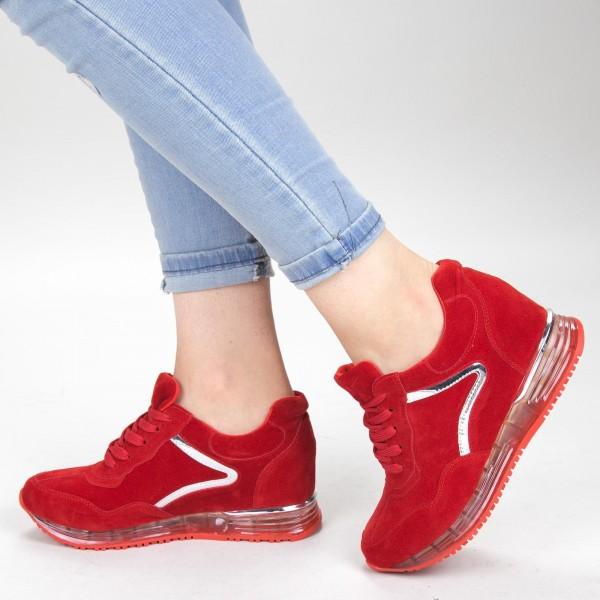 Pantofi Sport Dama SZ213 Red Mei