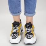 Pantofi Sport Dama YKQ115 White Mei