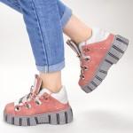 Pantofi Sport Dama YKQ150 Pink Mei