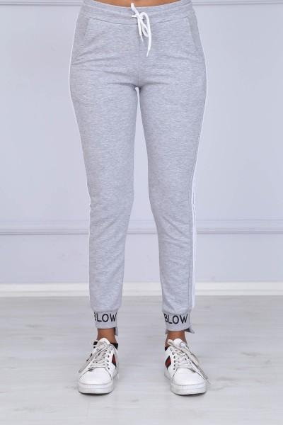 Pantaloni Dama 8383 BLOW Gri-Deschis Adrom