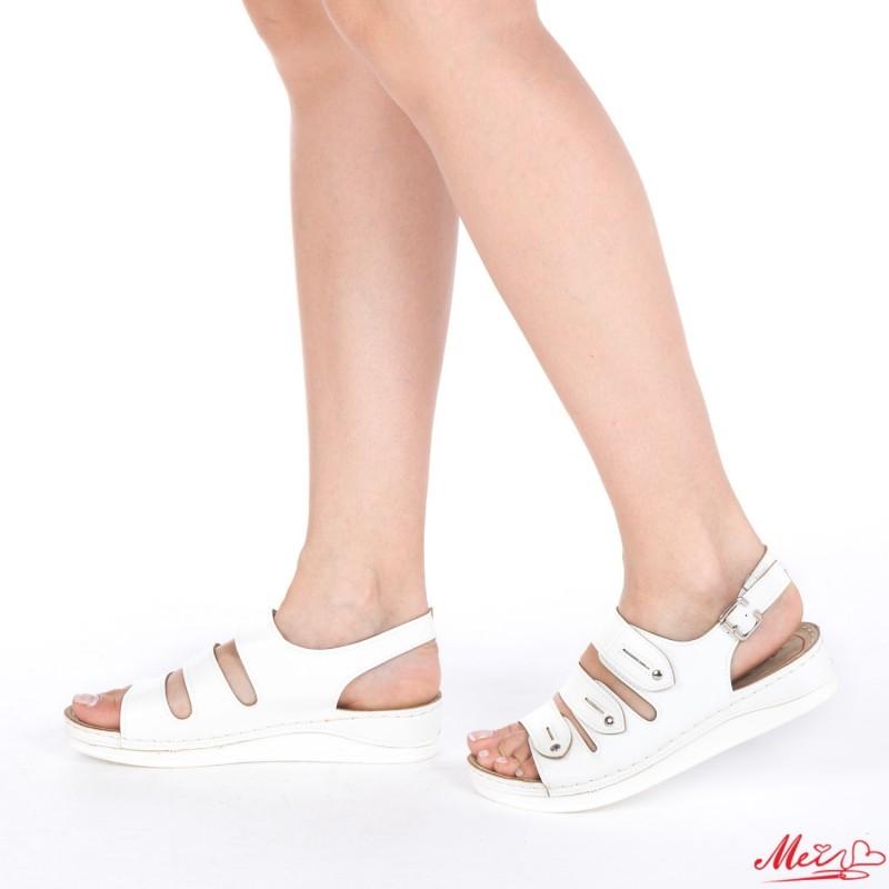 Sandale Dama GH90 White Mei