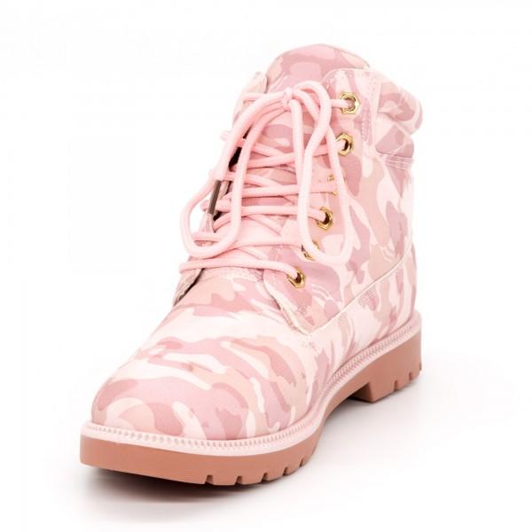 Ghete Dama XY20 Pink Mei