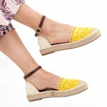 Sandale Dama HJ3 Yellow Mei