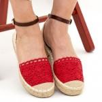 Sandale Dama HJ3 Red Mei