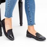 Pantofi Casual Dama YEH12A Black Mei