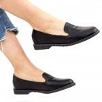 Pantofi Casual Dama YEH3 Black Mei