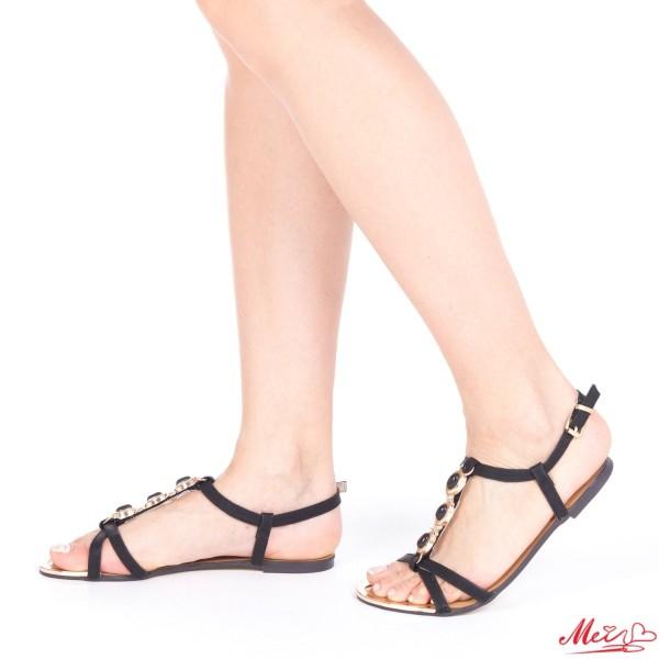 Sandale Dama HL157 Black Mei