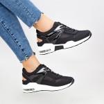 Pantofi Sport Dama SZ178 Black Mei