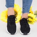 Pantofi Sport Dama SZ179 Black Mei