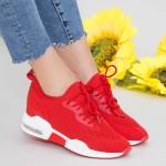 Pantofi Sport Dama SZ179 Red Mei