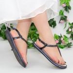 Sandale Dama WS125 Black Mei