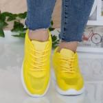 Pantofi Sport Dama WNH1 Yellow Mei