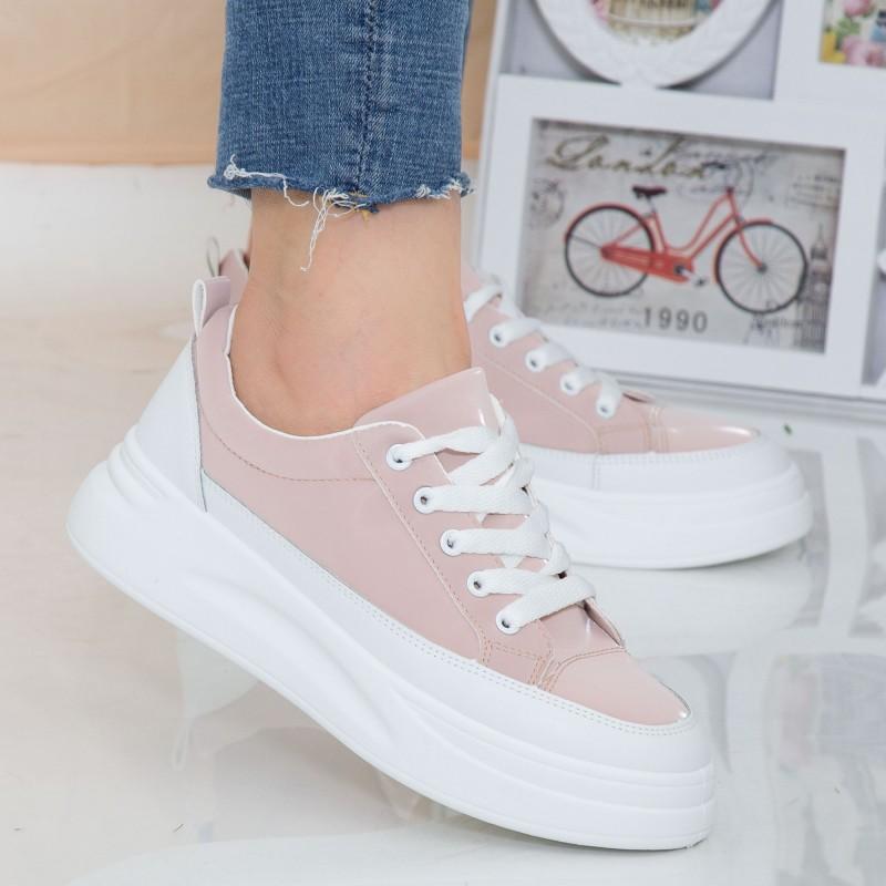 Pantofi Sport Dama YKQ192 Pink Mei