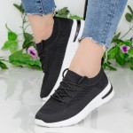 Pantofi Sport Dama KDN1 Black Mei