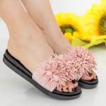 Papuci Dama YH6685 Pink Sport Fashion