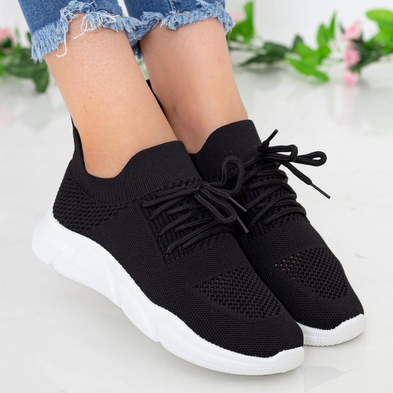 Pantofi Sport Dama HMM6 Black Mei