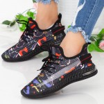 Pantofi Sport Dama LGGH2 Black Mei