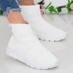 Pantofi Sport Dama LI3 White Mei