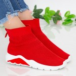Pantofi Sport Dama LI3 Red Mei