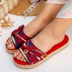Papuci Dama YFF2 Red Mei