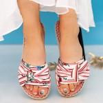 Papuci Dama YFF2 Pink Mei