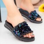 Papuci Dama ASN1 Purple Mei
