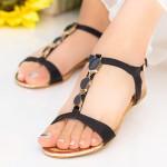 Sandale Dama OLS7 Black Mei