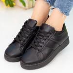 Pantofi Sport Dama YKQ119 Black Mei