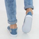 Espadrile Barbati E41 Light Blue Fashion