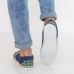 Espadrile Barbati H820 Navy Fashion