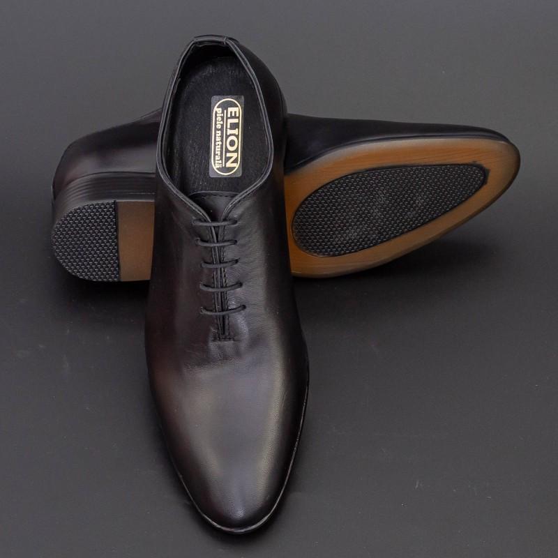 Pantofi Barbati PB024 Black Mei