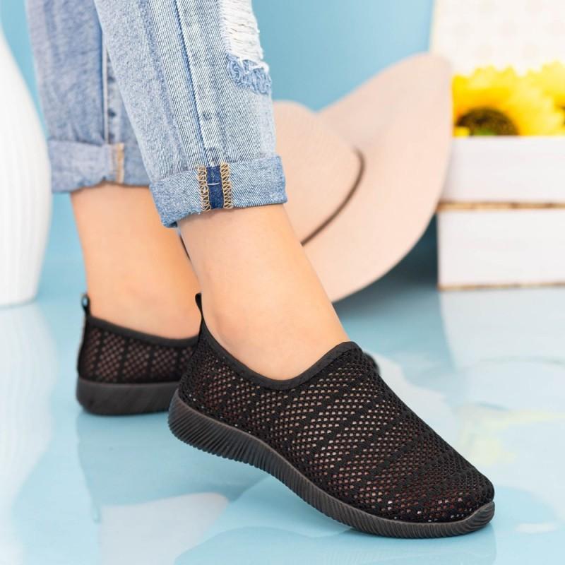 Pantofi Sport Dama SJ1971-1 Black Mao