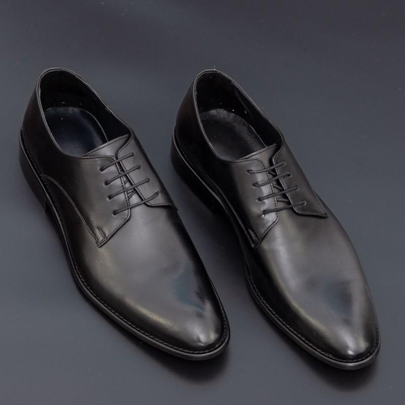Pantofi Barbati 500 Black Mei