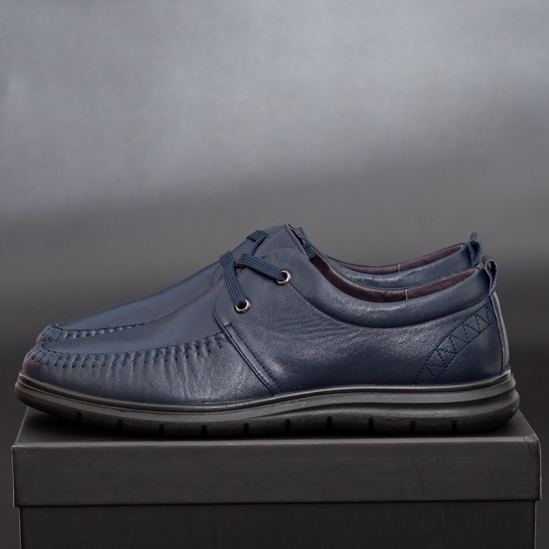 Pantofi Barbati WD7729N Blue Mei