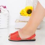 Sandale Dama Y603 Red Mei