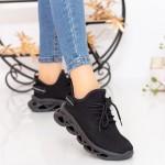Pantofi Sport Dama LM038 Black Mei