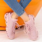Pantofi Sport Dama LM038 Pink Mei