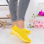 Pantofi Sport Dama TF1 Yellow Mei