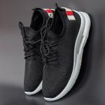 Pantofi Sport Barbati B08 Black Mei