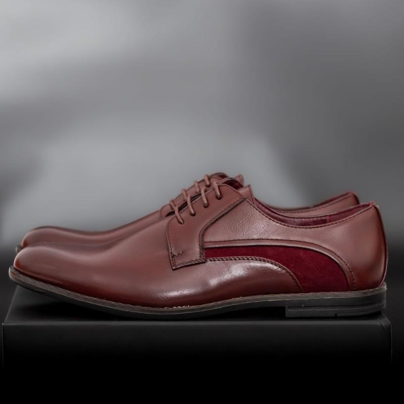 Pantofi Barbati 659 Red Mei