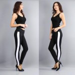 Colanti Dama HC06 Negru Fashion